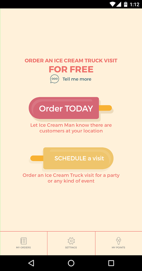 IceCreamTRACK- screenshot