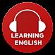 Learn English listening & speaking BBC, VOA news