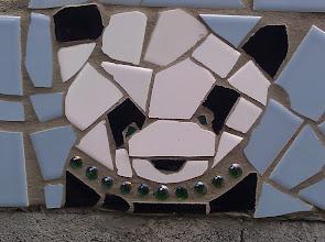 Photo: In tile.