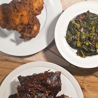 Southern Fried Pork Ribs Recipes.