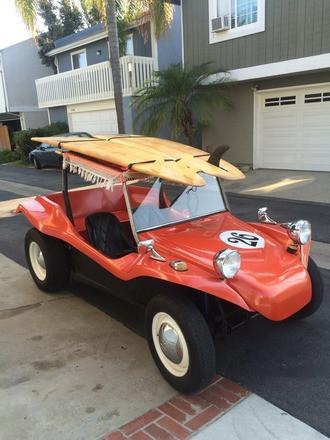 beach buggy Hire CA