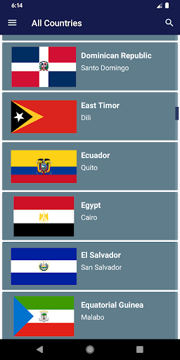 World Flags Quiz ss2