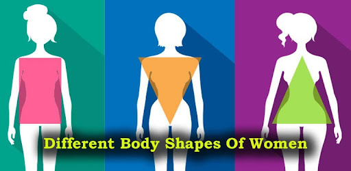 Dressing Guide | Different Body Shapes Of <b>Women</b>