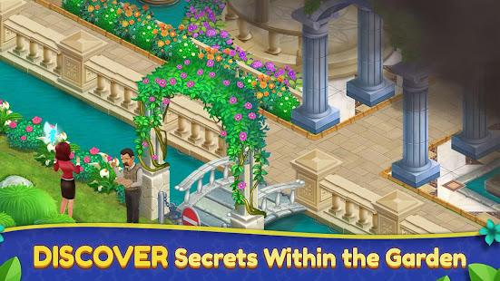 Hack Game Royal Garden Tales - Match 3 Puzzle Decoration apk free