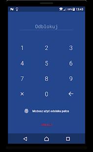 Asystent Nauczyciela - Plan lekcji kalendarz oceny Screenshot
