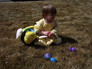Photo: Bea Egg Hunting