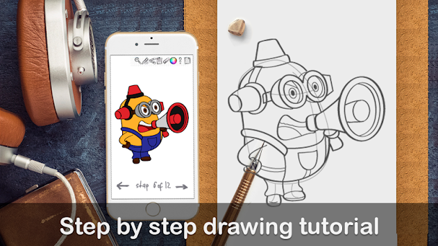 Download Cómo Dibujar Secuaces Apk Latest Version Game For Android ...