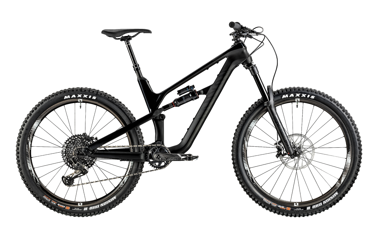 Geometry Details: Canyon Spectral CF 2019