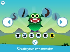 Teach Your Monster to Read: Phonics & Reading Gameのおすすめ画像1