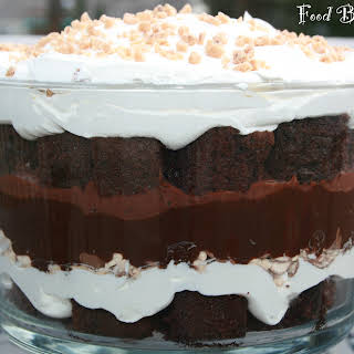 Chocolate Overload Trifle.