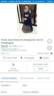 USEonRENT - Post Free Ad- screenshot thumbnail