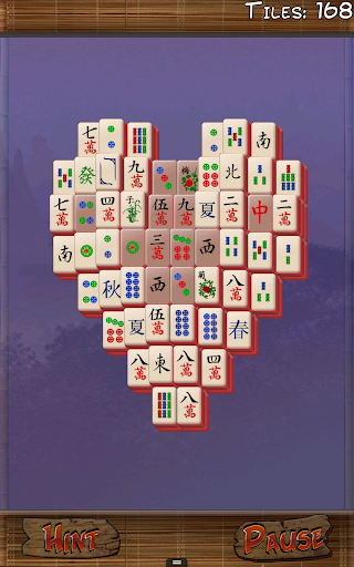 Mahjong II - screenshot