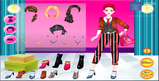 dress up for girl and makeover 1.0.0 Screenshots 6