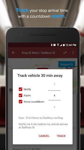 Transit Now - TTC Toronto, MBTA Boston 3.5.3 screenshots 3