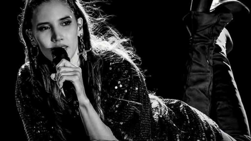 La cantante actuará en el marco de su gira 'Palmeras Tour'.