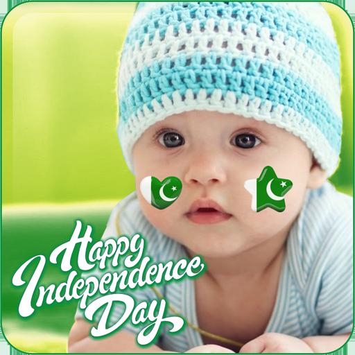 App Insights: 14 August Pakistan Flag Photo Frame   Apptopia