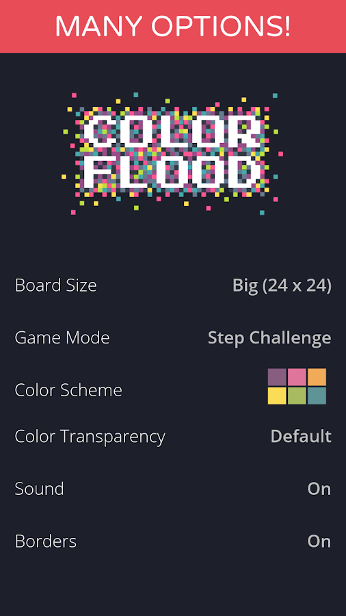 Color Flood- screenshot