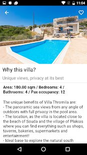 Villa Thromila- screenshot thumbnail