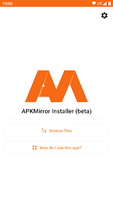 APKMirror Installer (Official) Screenshot