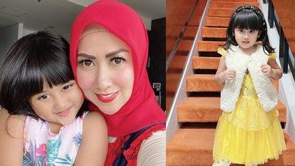 8 Potret Vania Anak Angkat Venna Melinda yang Kini Berusia 5 Tahun. Makin Mirip Meski Bukan Sedarah - KapanLagi.com