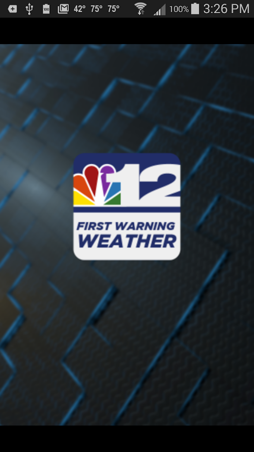 NBC 12 First Warning Weather - screenshot