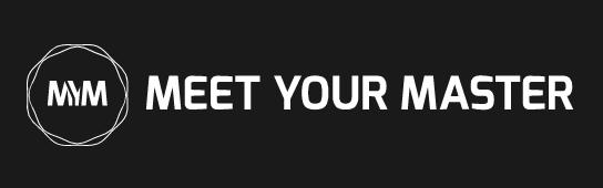 meet your master logo