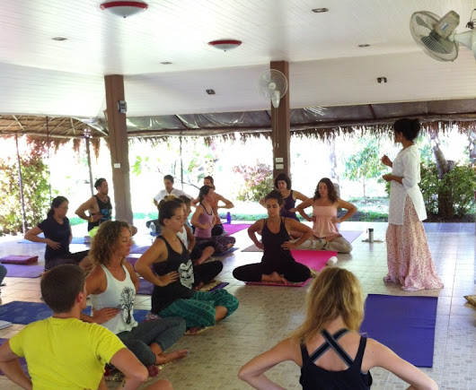 Yoga Teacher Training - December 2015