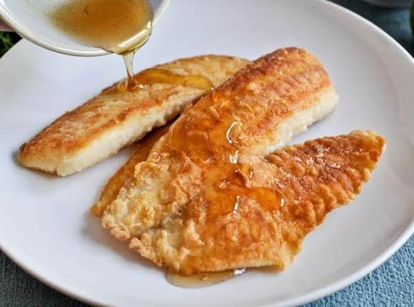 Crispy Honey Lime Tilapia Recipe