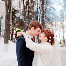 Wedding photographer Varya Kryuchkova (varyakryu). Photo of 06.03.2016