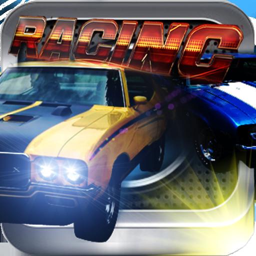 Racing Convertible Puzzle LOGO-APP點子