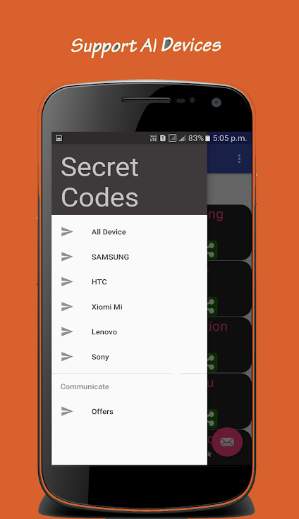 Htc Secret Codes And Tricks