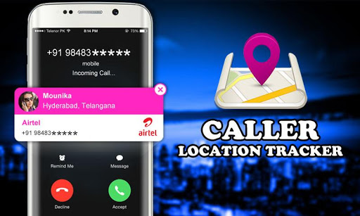 Mobile Number Location Tracker 3.4 screenshots 1