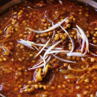 Tamarind Lentils Recipes