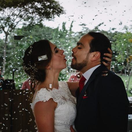 Wedding photographer Paola Castillo (Paola). Photo of 28.12.2017