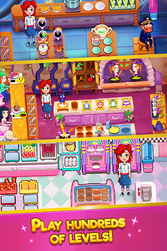 Chef Rescue - Cooking & Restaurant Management Game 2.8 screenshots 3