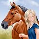 Pferde- und Reiter Anzieh-Spaß (game)
