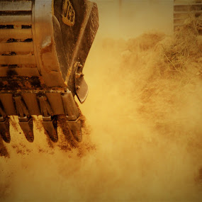 Excavating and Dirt by Mukesh Kumar - Transportation Roads