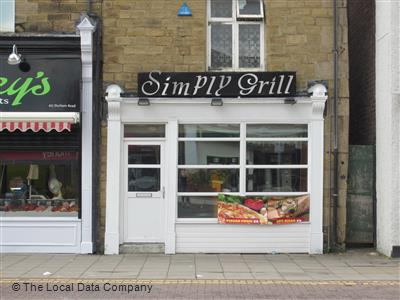 Simply Grill On Durham Road Take Away Food Shops In Low