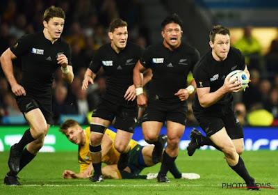 All Black troosten zich met de bronzen medaille op het WK Rugby