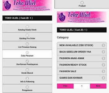 Toko Uliel Shop screenshot 8