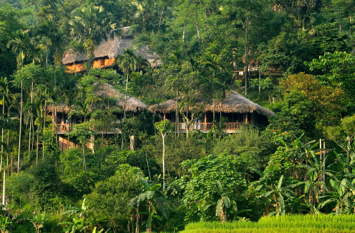 Khu nghỉ dưỡng Pù Luông Retreat – Viên ngọc tiềm ẩn xứ Thanh