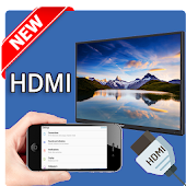 HDMI - Phone To TV - Pro Android APK Download Free By GB DEV SOFT
