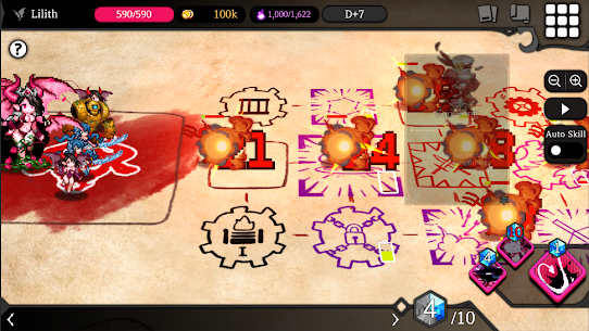 Dungeon Maker MOD Apk 1.9.3 (Unlimited Money/Stones/Magic Souls) 2