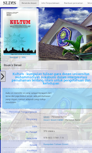Katalog Perpustakaan UMMI- gambar mini screenshot