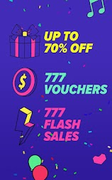 Lazada - Birthday Sale Party 27 Mar APK screenshot thumbnail 3