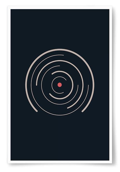 Poster Circle Minimal