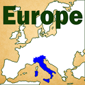 Country Name - Europe icon