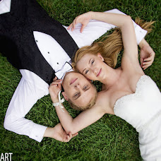 Wedding photographer Artem Kharmyshev (ArtStudioPhoto). Photo of 24.08.2013