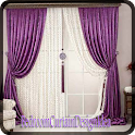 Bedroom Curtain Design Idea icon