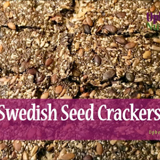 Swedish Seed Crackers.
